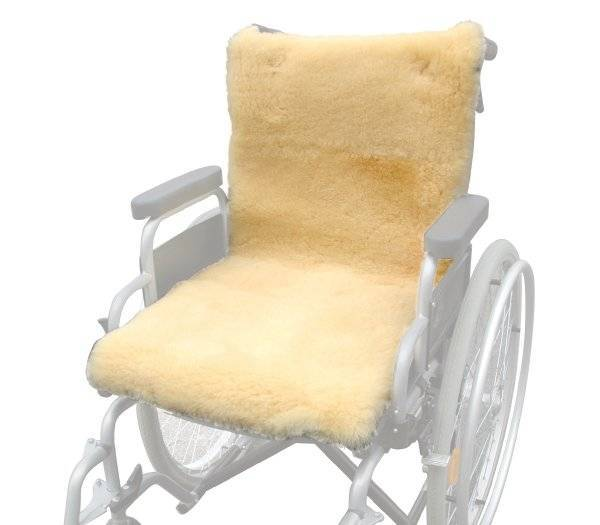PELLIS MEDICA Rollstuhlauflage im rehashop