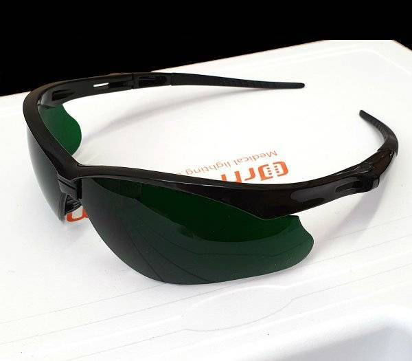 Schutzbrille für Ortholumm