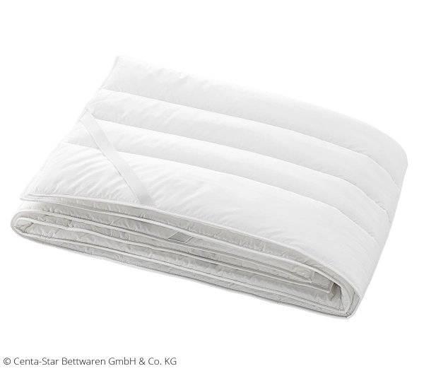 CENTA-STAR Junior-Unterbett AllergoProtect Allergiker Unterbett für Kinder